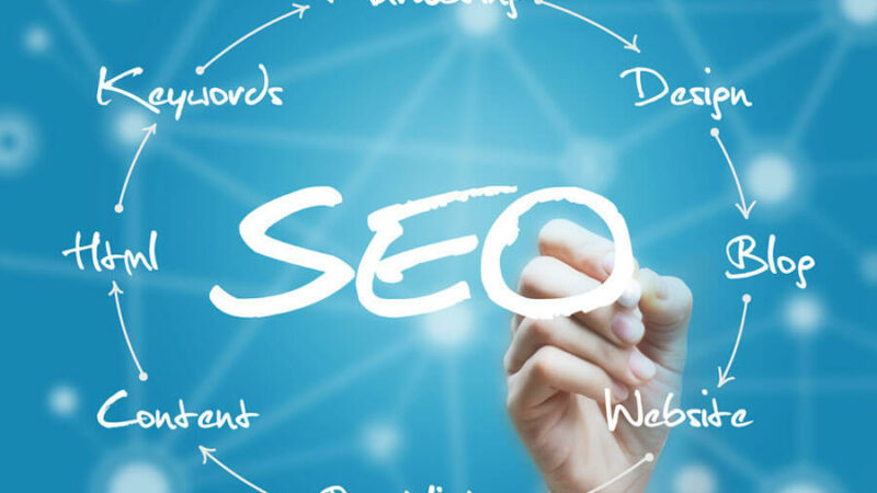 SEO Onlinemarketing