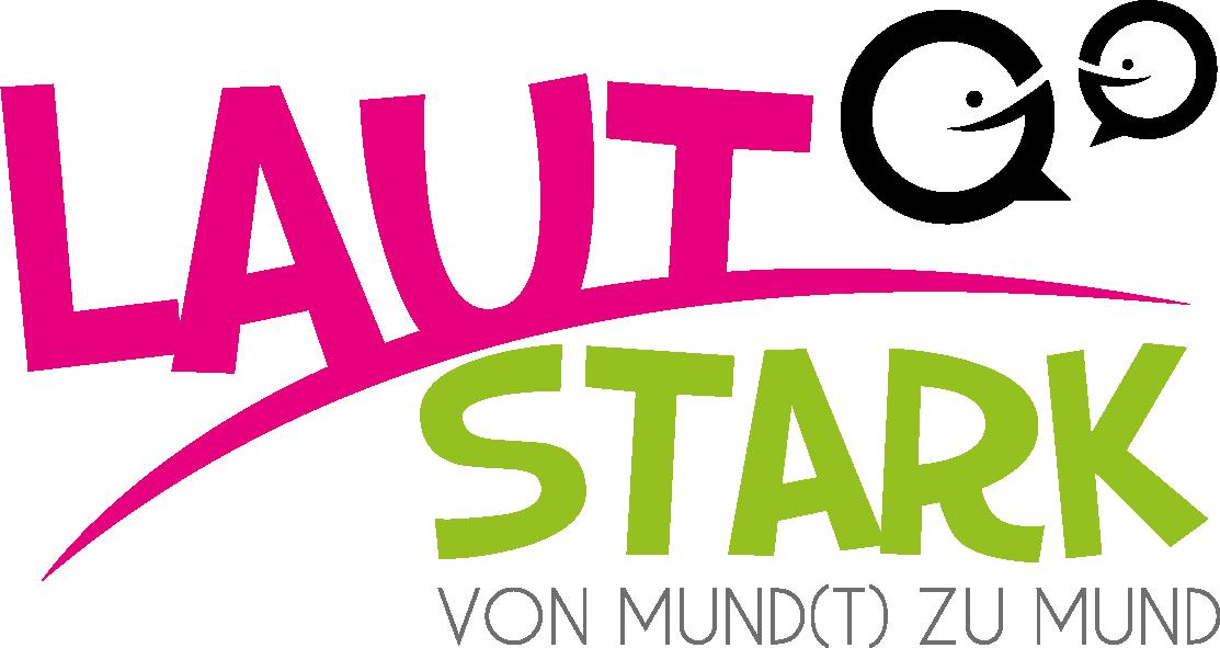 Laut Stark Logo Logopädie pxmedia Gestaltung Webdesign