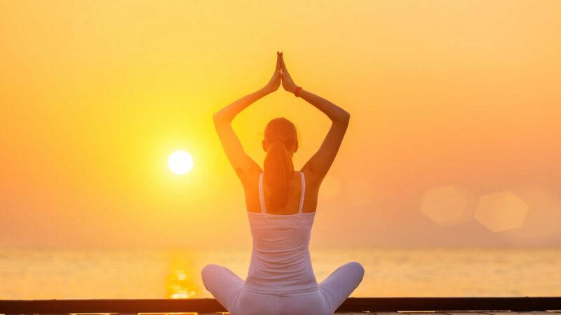 Yoga Werbeagentur Webdesign Gestaltung Webseite