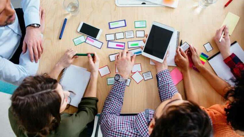 Unverwechselbares Webdesign Gegenüber Der Konkurrenz