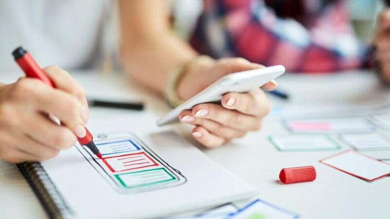 Optimierung Von Websiten Auf Mobile Geräte