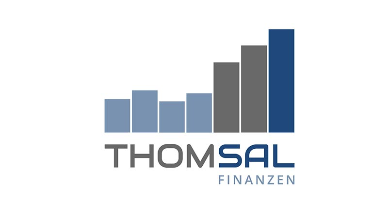 Logoentwicklung: Thomsal Finanzen