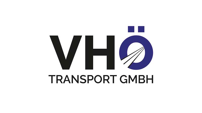 Logoentwicklung: VHÖ Transport GmbH