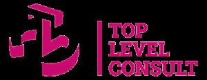 Top Level Consult Logo pxmedia Webdesign Webseite