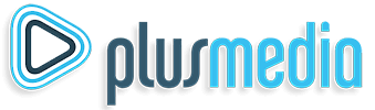 plusmedia Logo Wort-Bildmarke pxmedia Webdesign Webseite