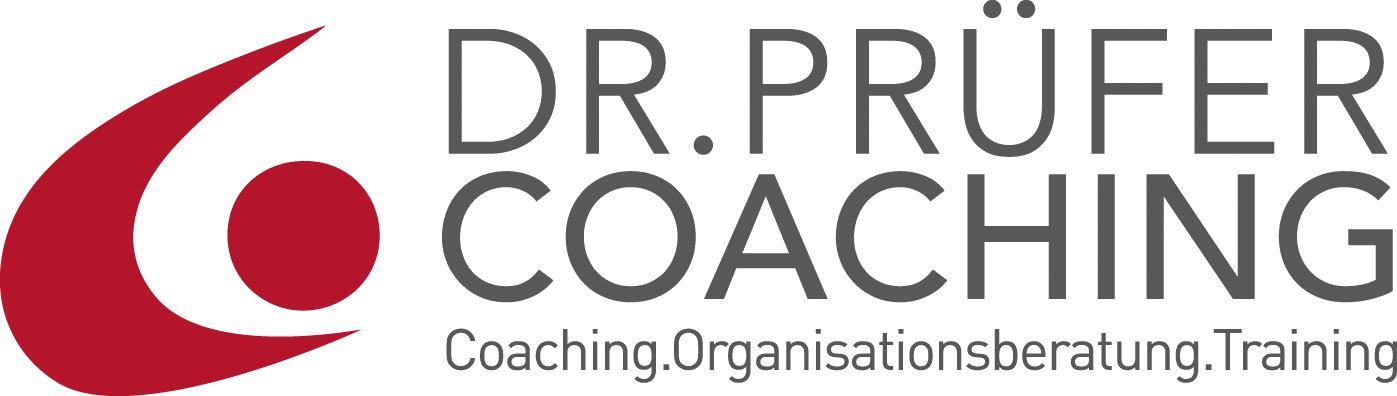 Dr. Prüfer Coaching Organisationsberatung Training Logo pxmedia