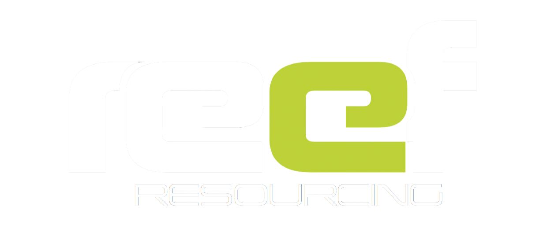 Reef Resourcing Logo pxmedia Webdesign Webseite