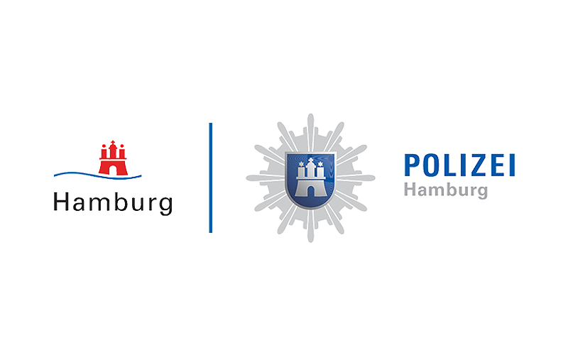 Polizei Hamburg Webdesign