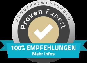Proven Expert Kundenbewertung