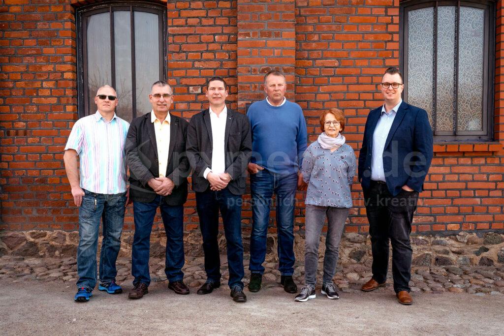 FDP Wahl Fotoshooting