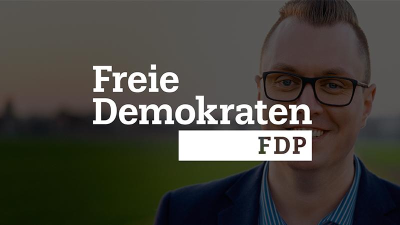 Kampagne Fdp Politik Agentur