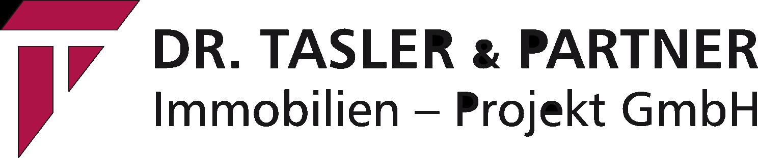 Dr. Tasler Partner Immobilien Projekt pxmedia Logo Webseite Webdesign