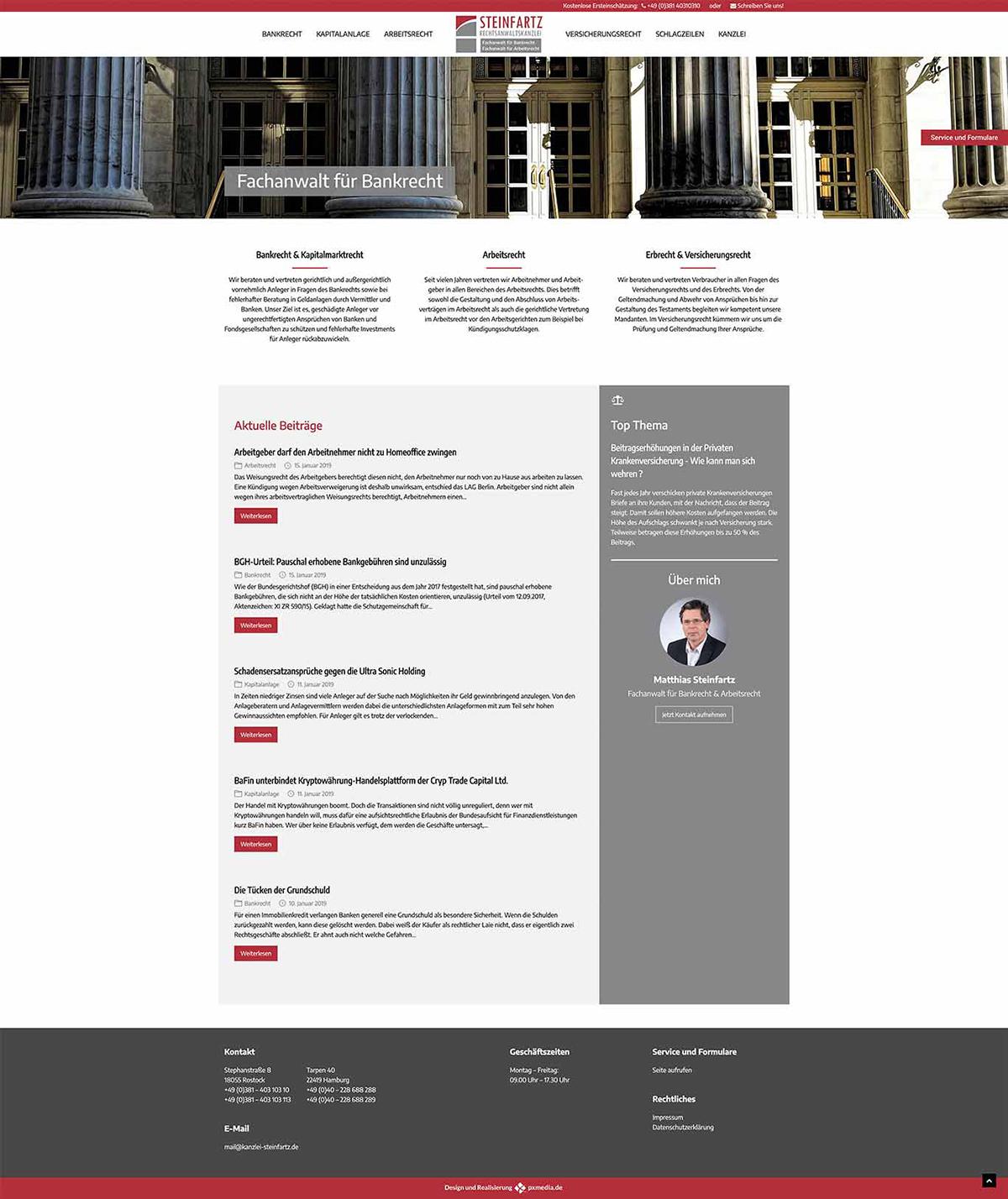 agentur rostock webdesign