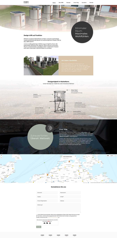 Webdesign Rostock