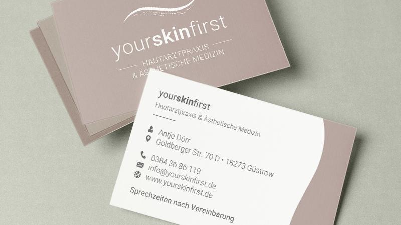 Print Visitenkarten Rostock