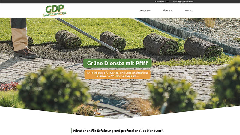 Website Logoentwicklung Design