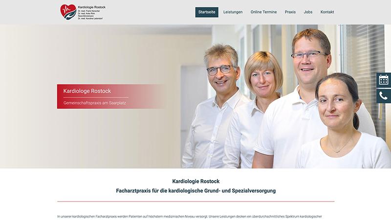 Rostock Webdesign
