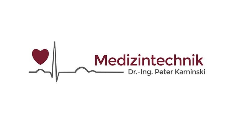 Logoentwicklung: Kaminski Medizintechnik