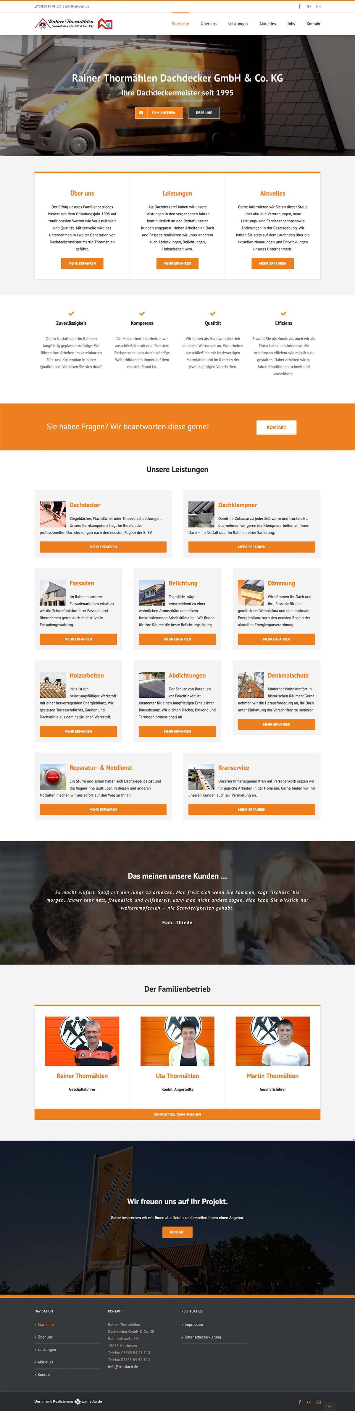 Schwerin Webdesign
