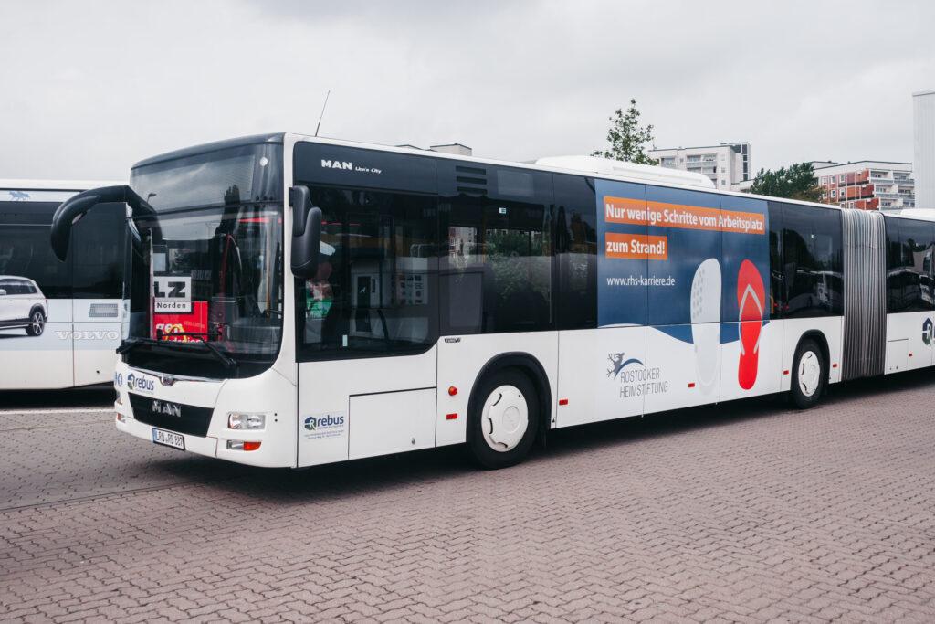 Bus Werbung Agentur