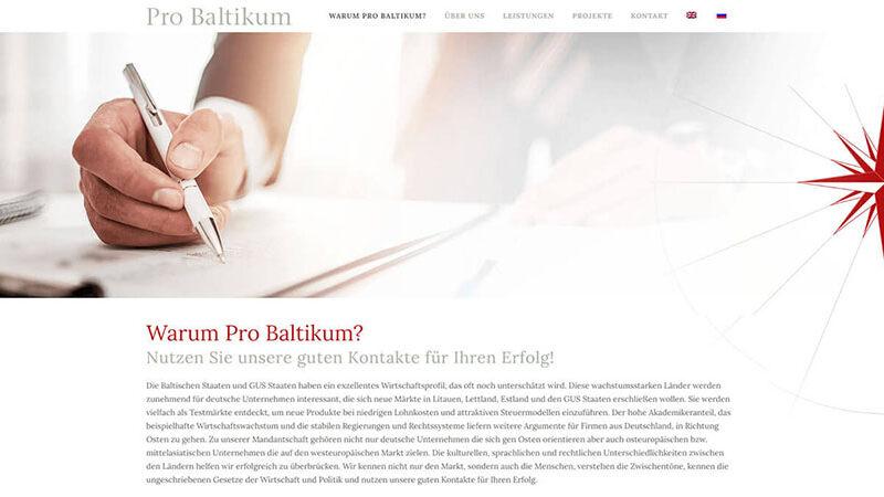 Website Rostock