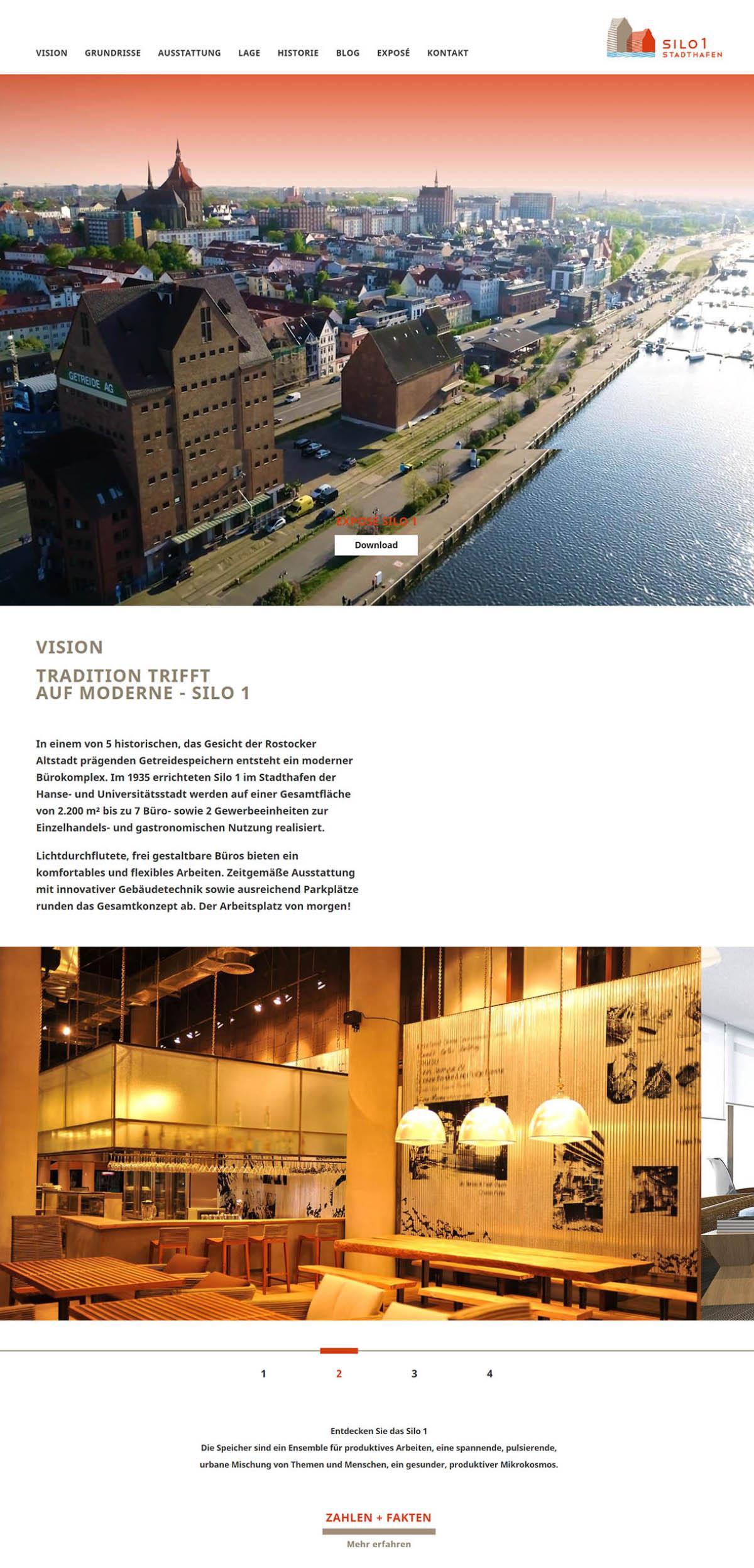 Agentur Rostock Web