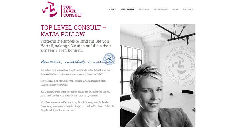 Webdesign Rostock International