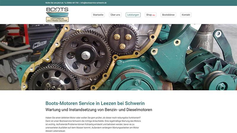 Design Website Rostock