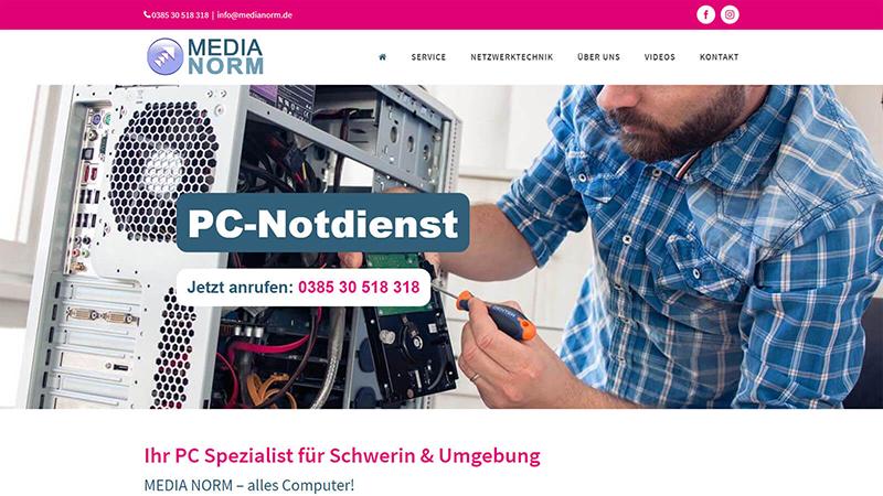 Webdesigner Rostock