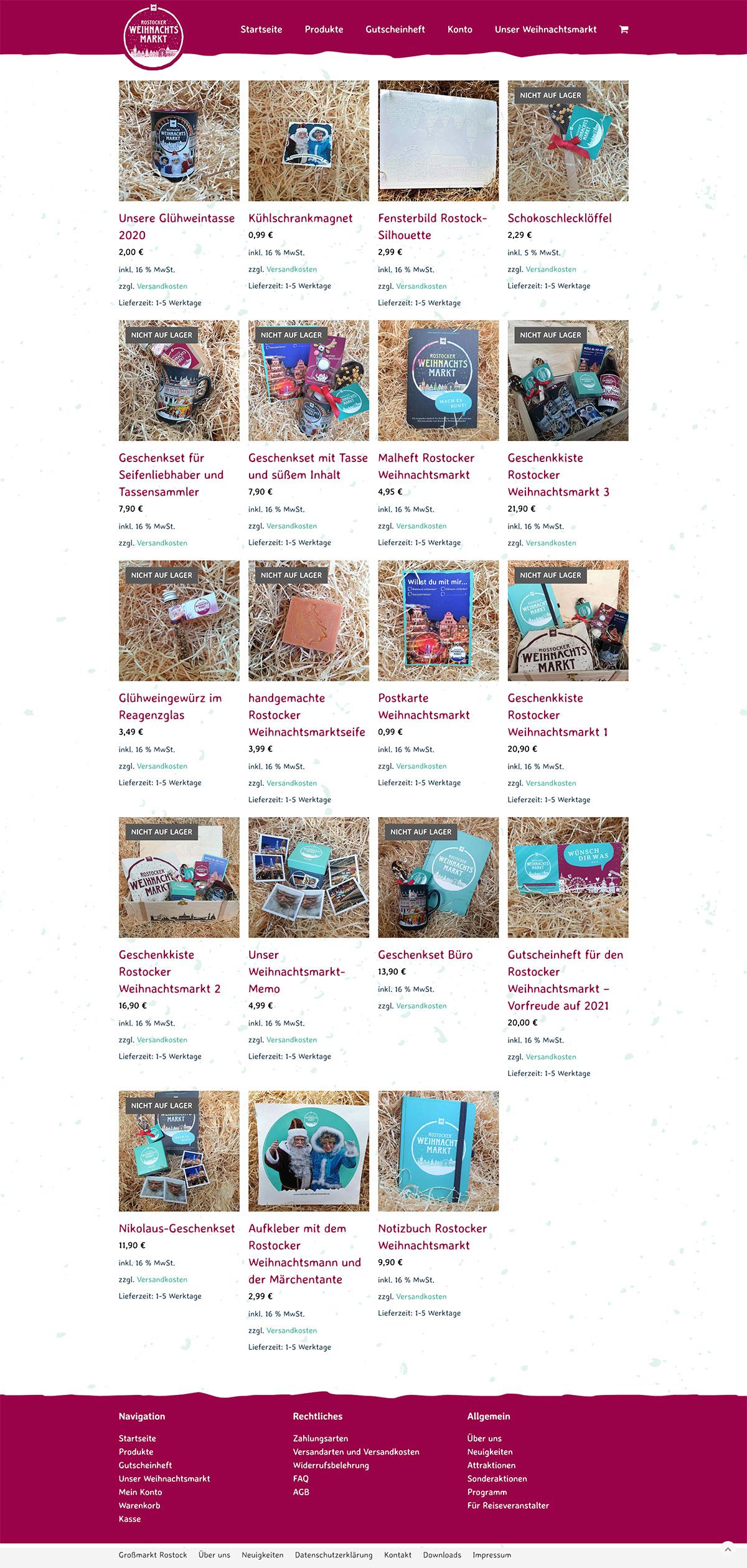 weihnachten weihnachtsmarkt rostock glühwein