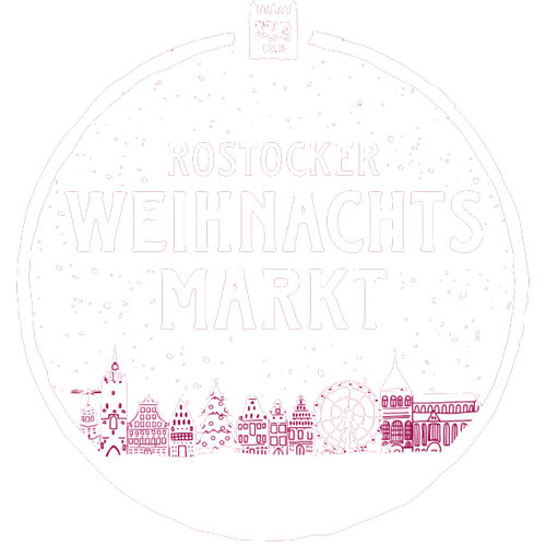 Rostocker Weihnachtsmarkt Onlineshop Logo pxMedia Gestaltung