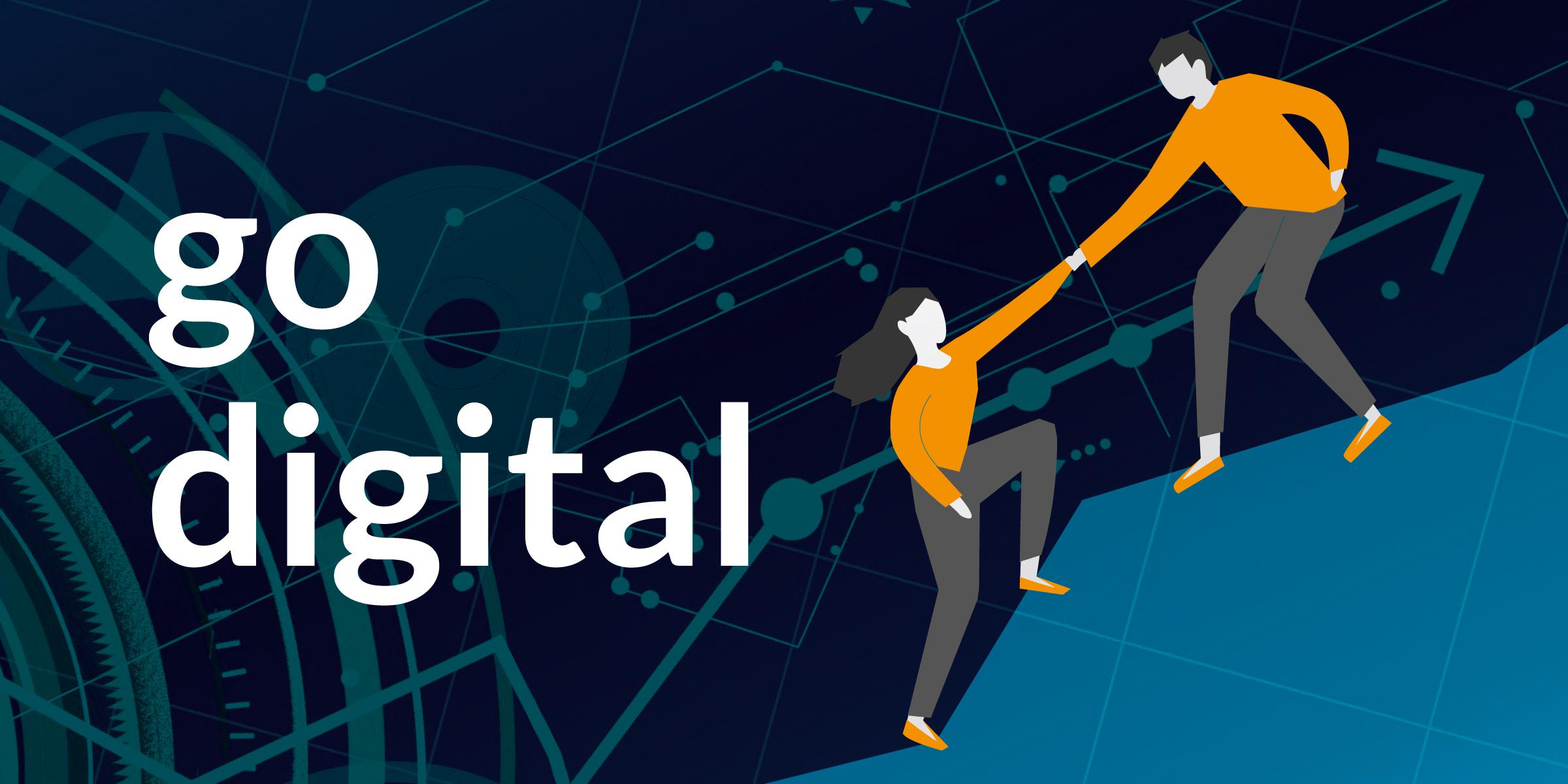 Go Digital Blog Förderung