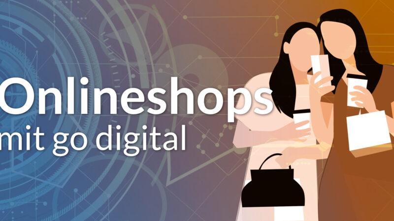 Onlineshop Go Digital