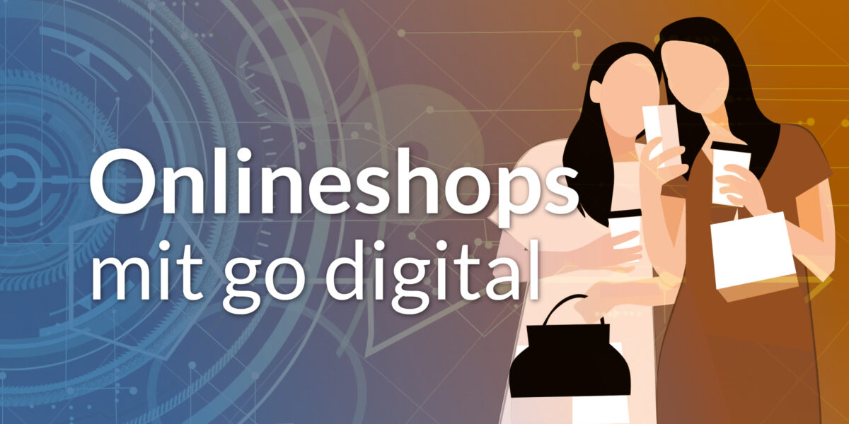 Onlineshop Go Digital