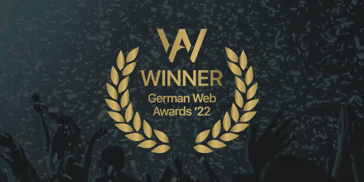 German Web Awards 2022