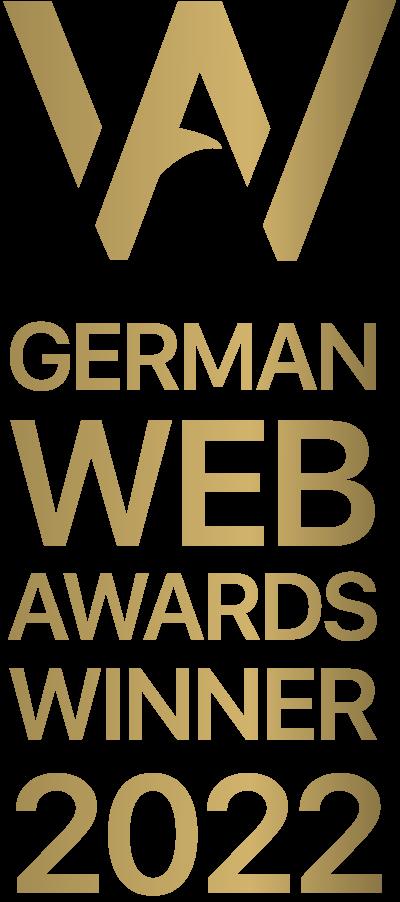 Gewinner der German Web Awards
